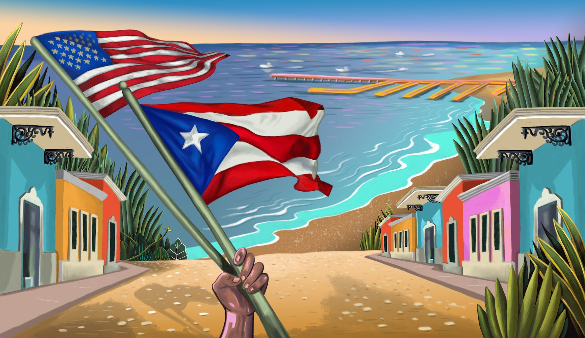 Rosie Perez: I'm a Proud Puerto Rican-American and We Need Your Help