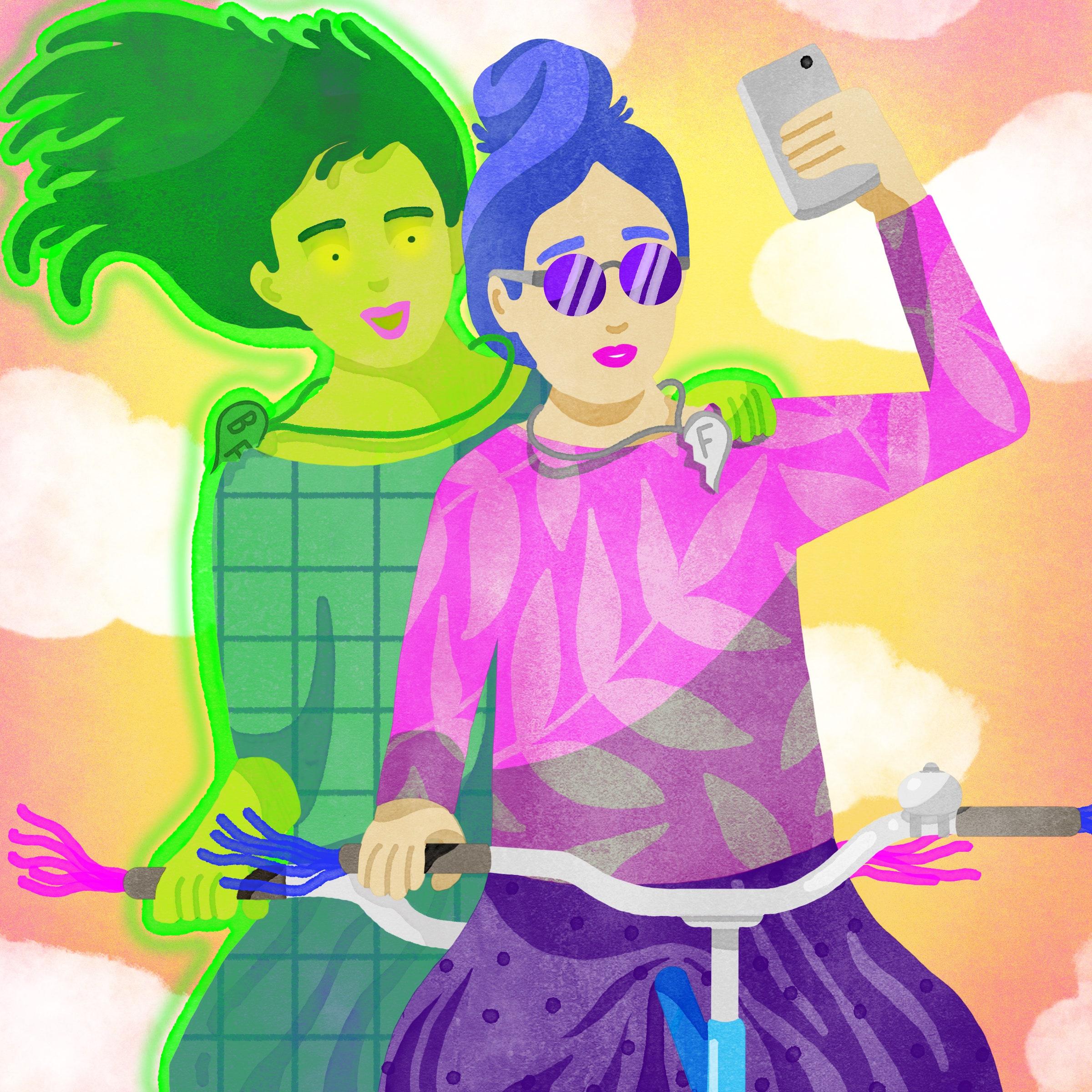 Why I'm Saying Goodbye to Toxic Friendships