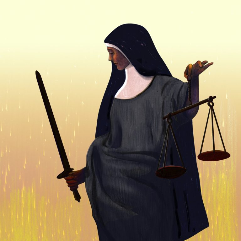 The True Story of the Nun Who Became an Attorney General
