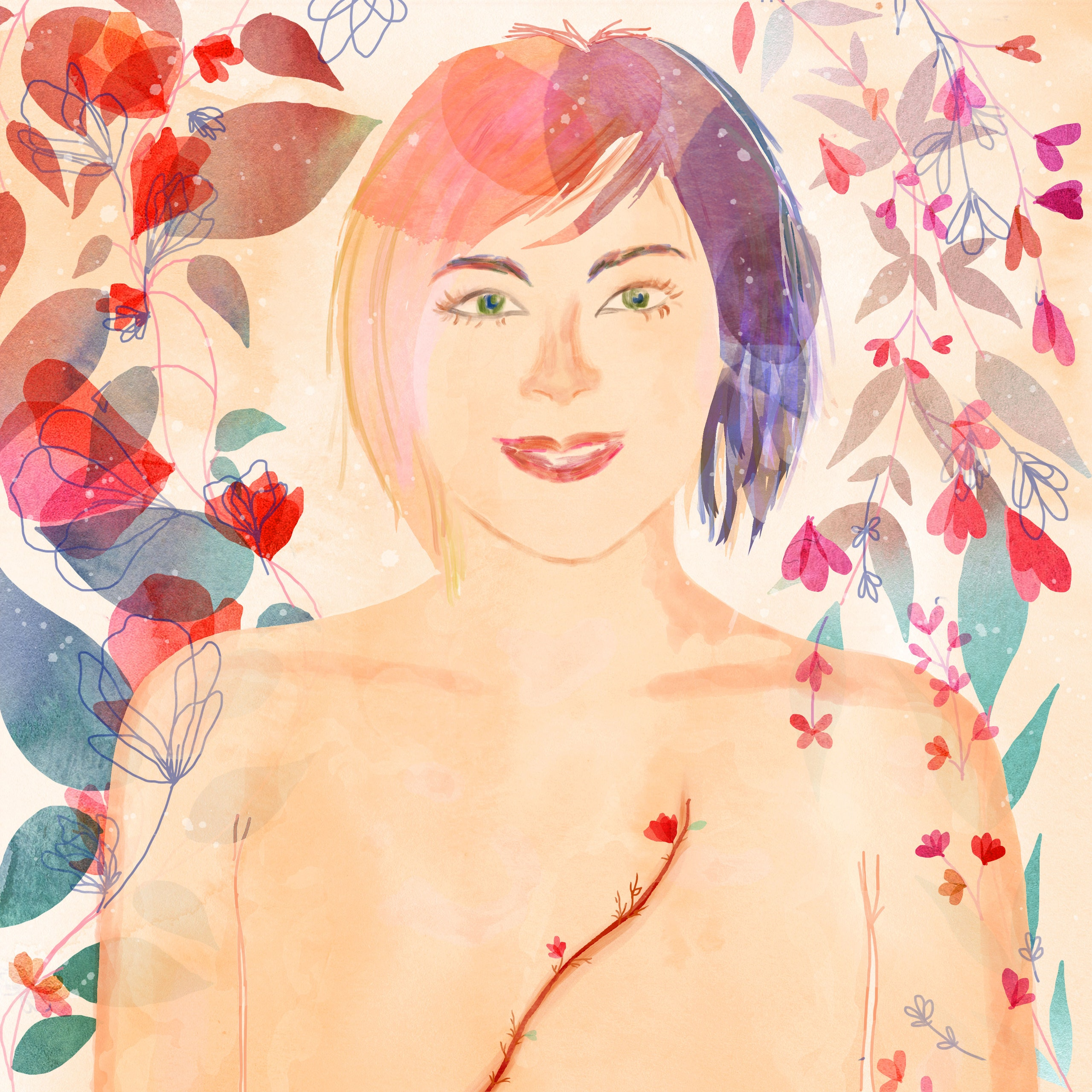 Krysta Rodriguez on Womanhood After Breast Cancer