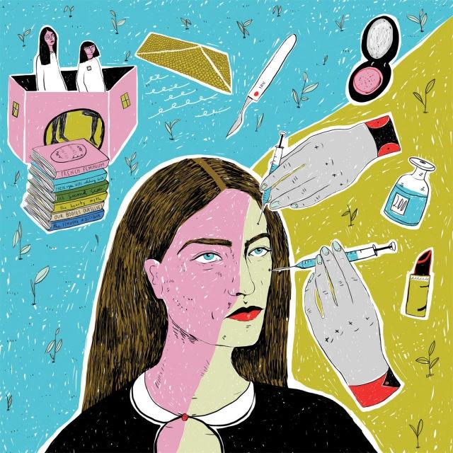 Amanda Peet: Never Crossing the Botox Rubicon