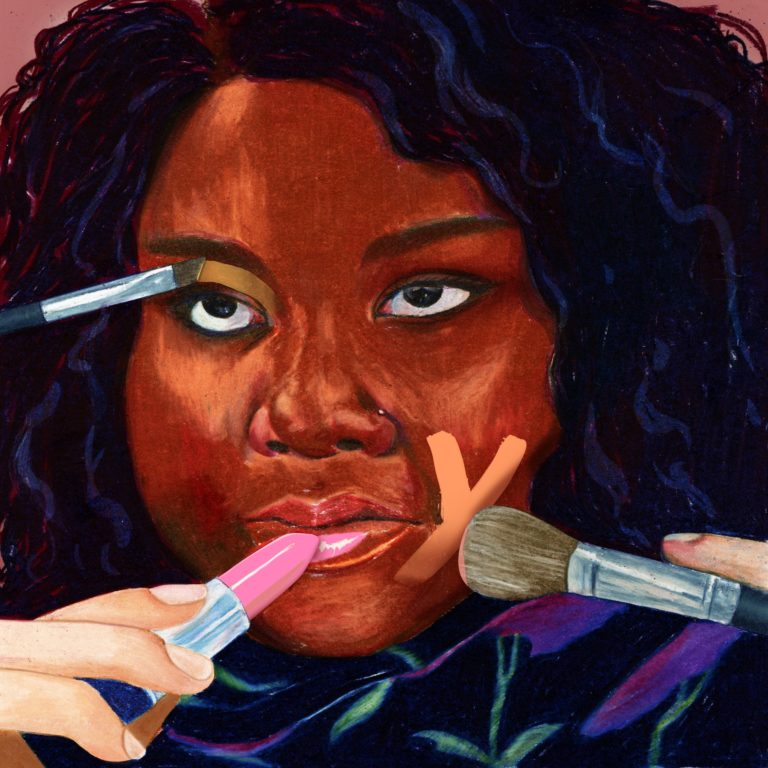 Makeup Artists Need to Get It Together for Actors of Color