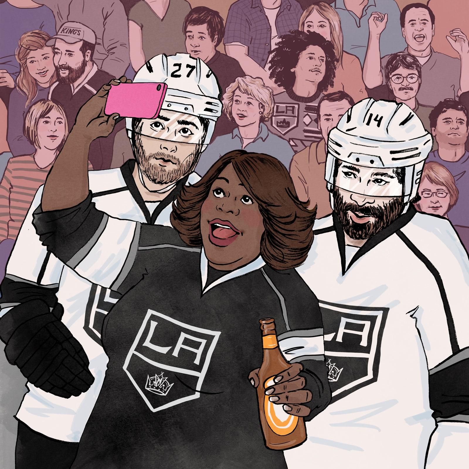 How I Became a Hockey Fan