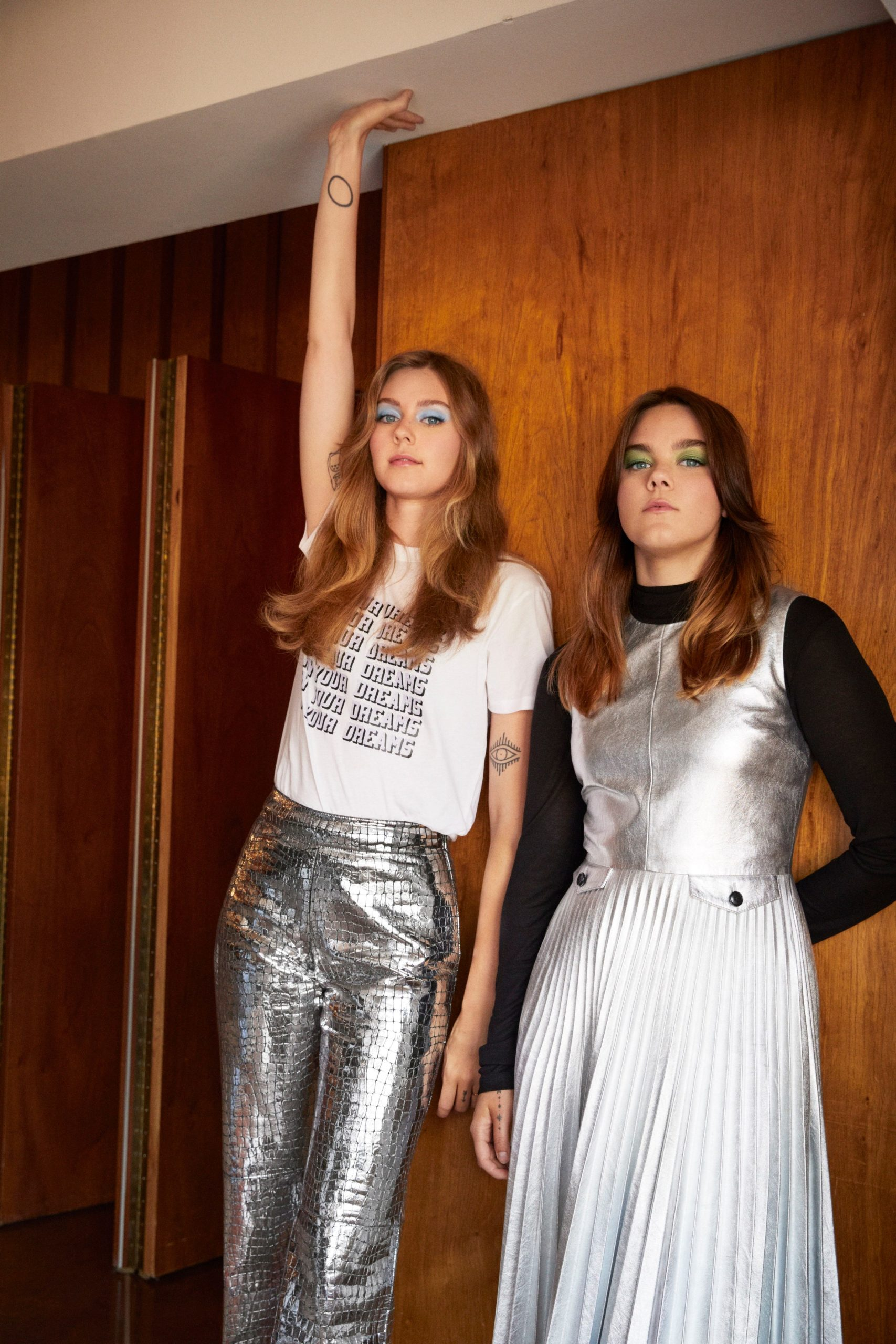 The Stockholm-Based Sisters Behind First Aid Kit Go West