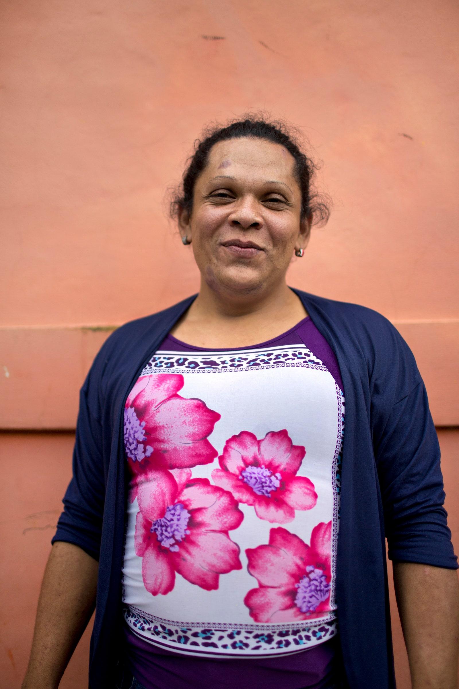 The Mother of El Salvador's Trans-Rights Movement