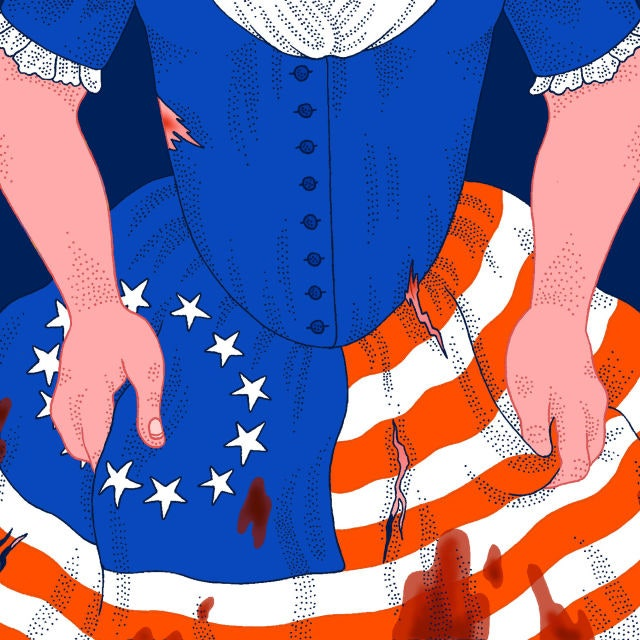 How Rape Was Used as a Weapon During the Revolutionary War
