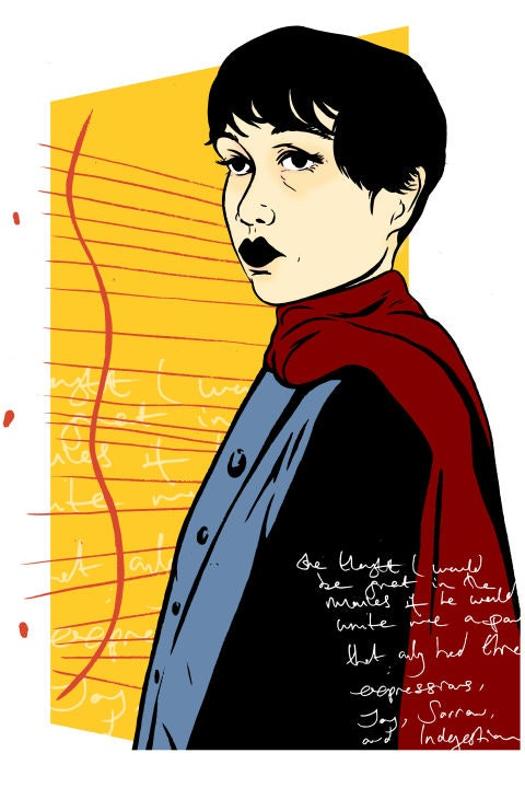Out of Print: Anita Loos