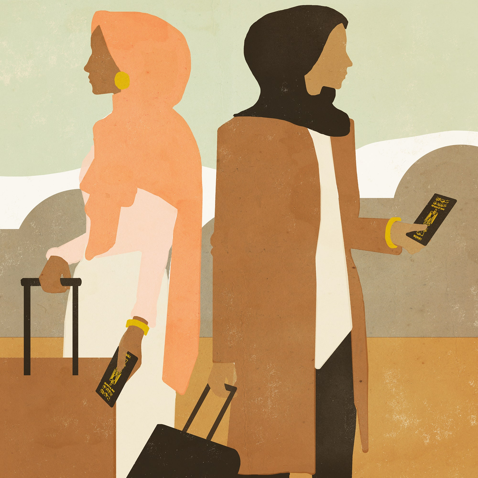 Hijabs and Hostels: Female Muslim Travel Bloggers Defy Bans and Stereotypes