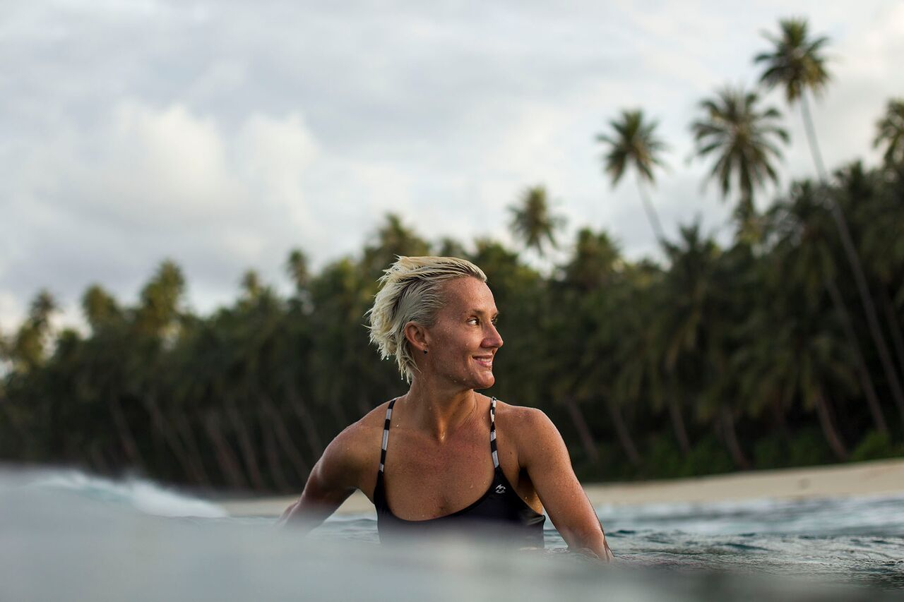 Chasing the Swell: An Interview with Surfer Keala Kennelly