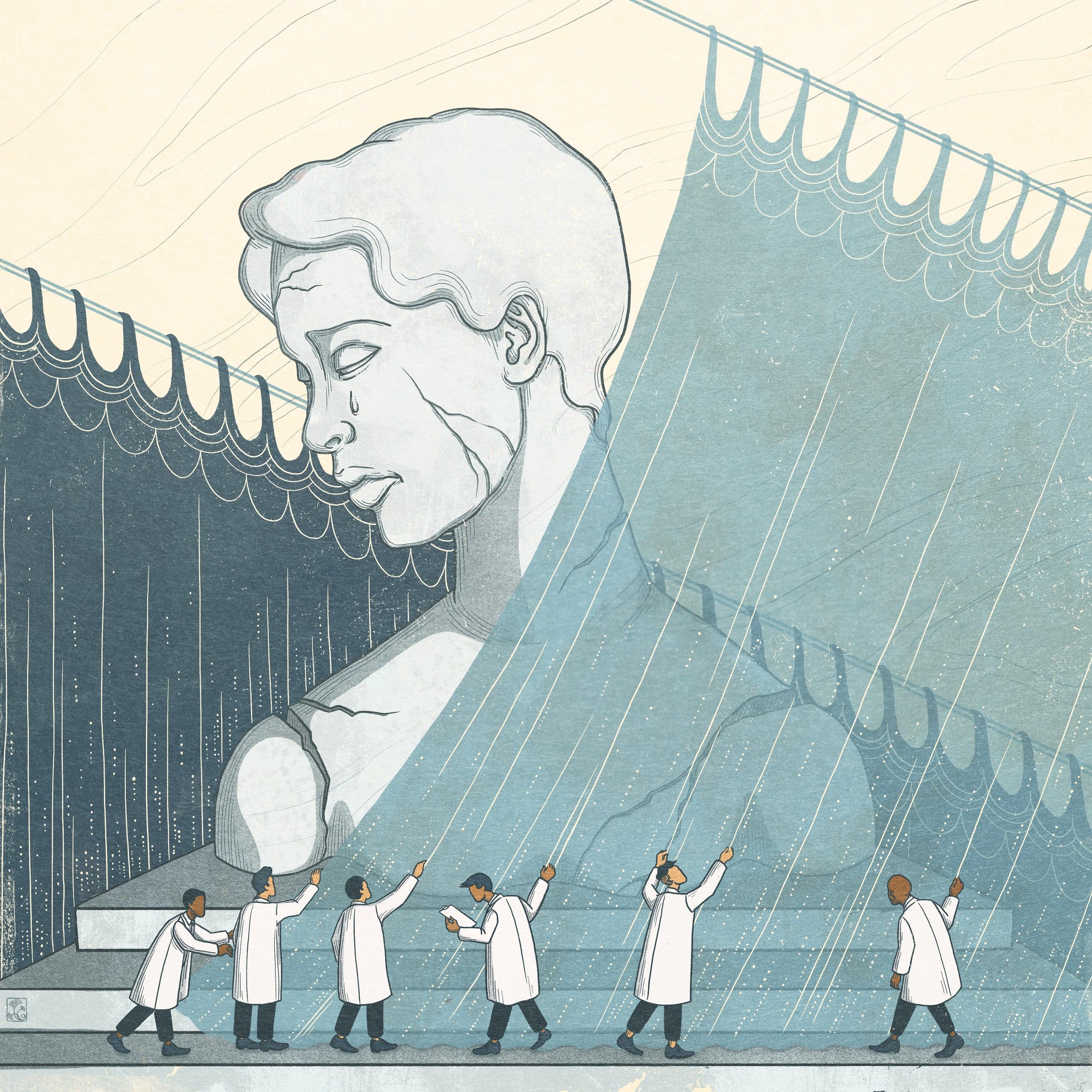 When Doctors Dismiss Women's Pain