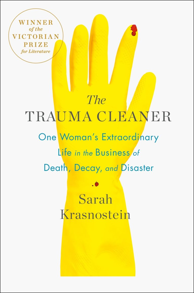 Lit Thursday: *The Trauma Cleaner*