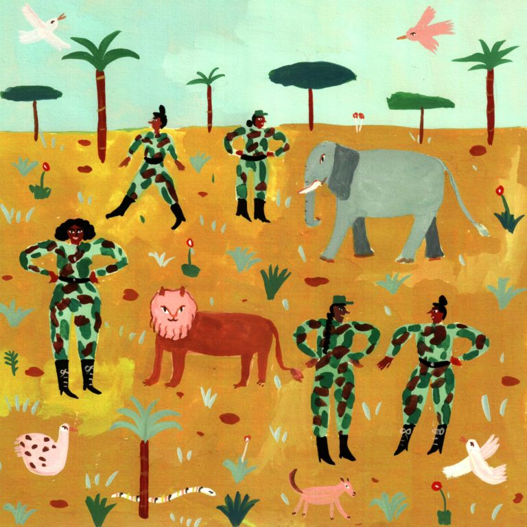 The All-Women Unit That Stops Poachers in Their Tracks