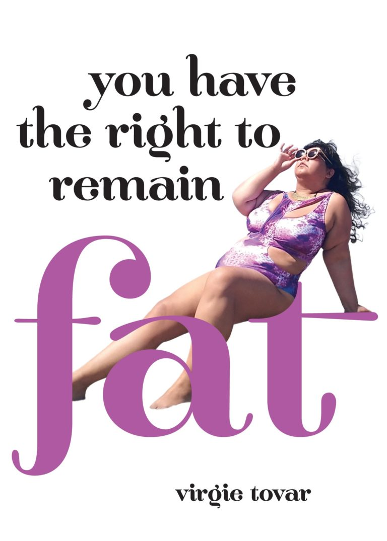 Read an Excerpt from *You Have The Right to Remain Fat*