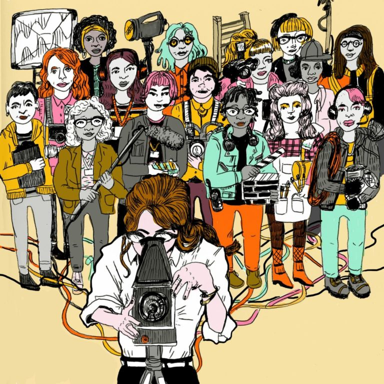 Why I Hired an All-Female Film Crew