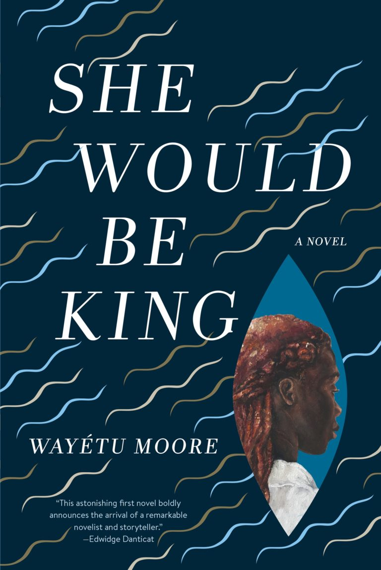Read an Excerpt from *She Would Be King*