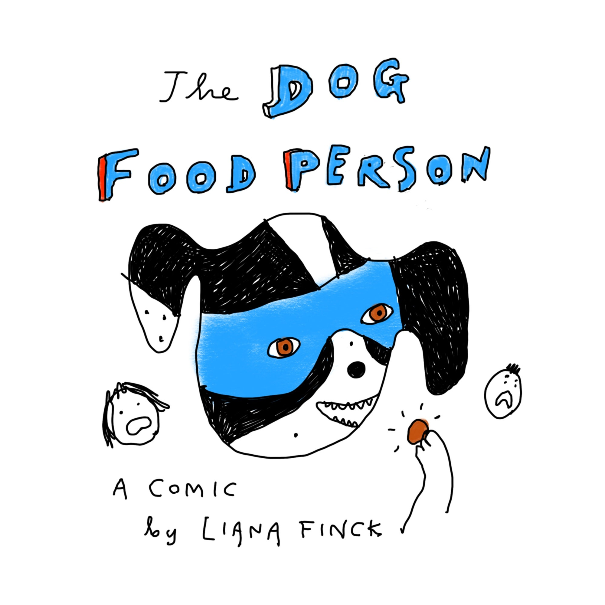 The Dog Food Person